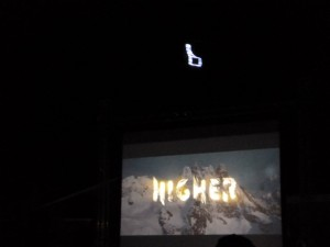 Higher - World movie premier at Squaw Valley