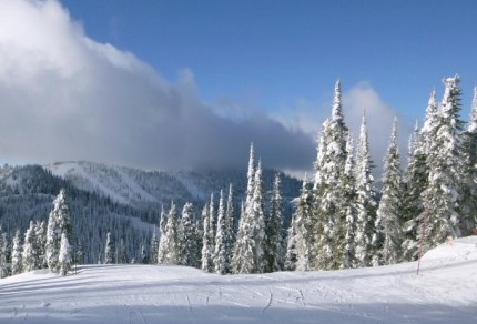 Whitefish Guide newest chairlift Flower Point