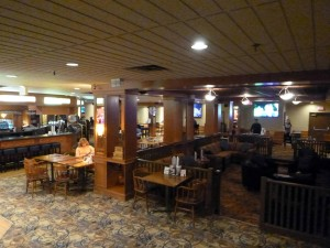 The local watering hole...Explorer's Lounge.