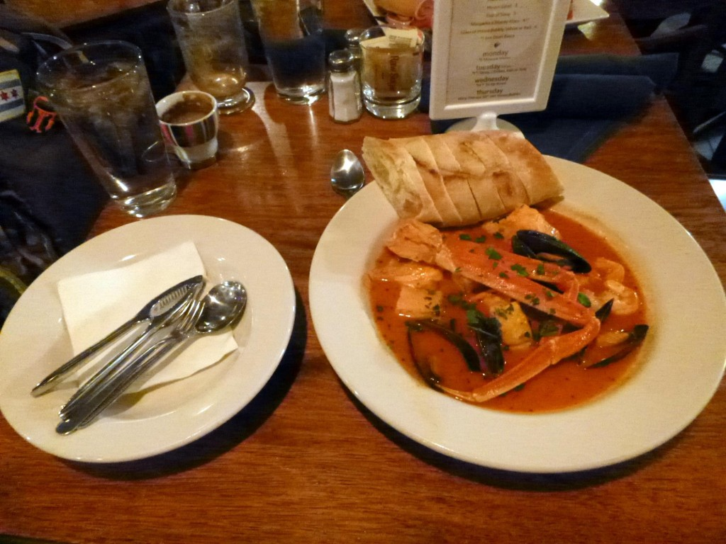 BlueAngel Cioppino