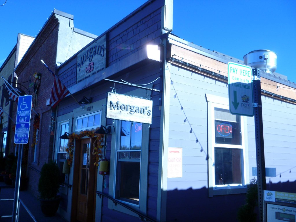 Morgan's in Truckee, CA