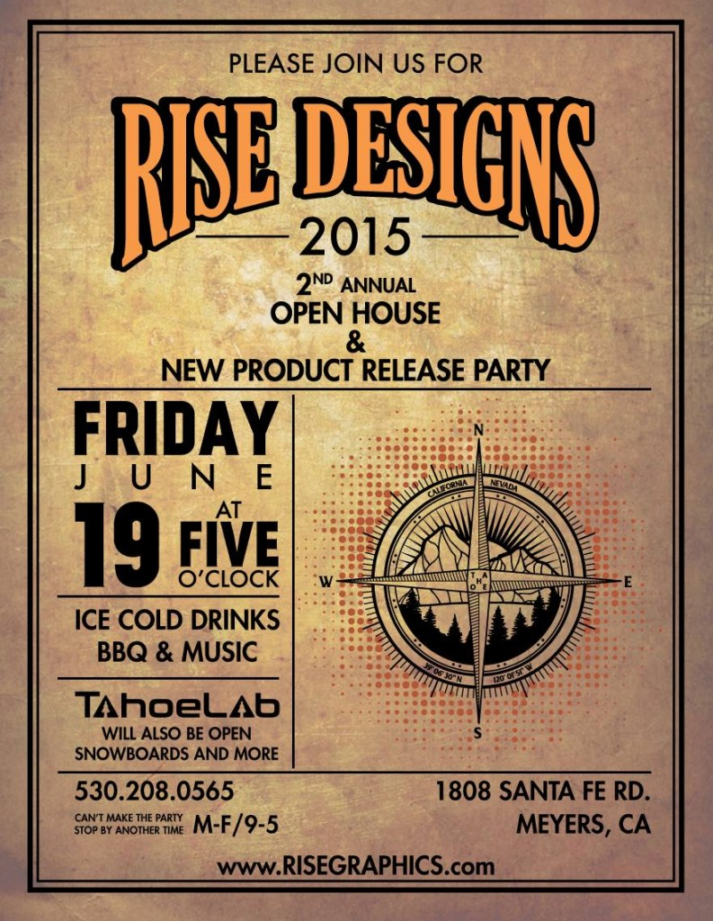 Rise Designs - Housewarming