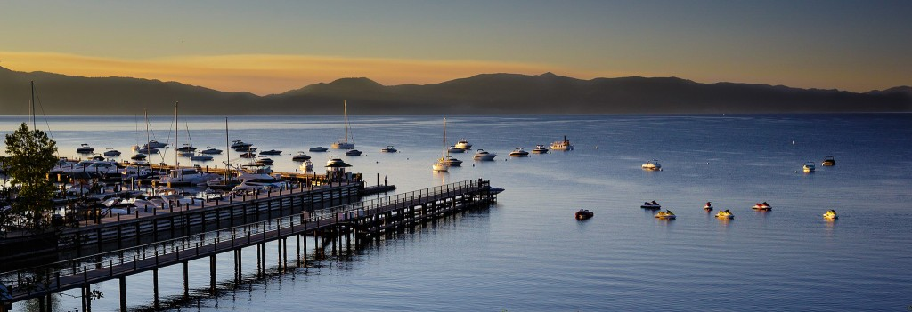 A beautiful summer morning in Tahoe City - Image Taken by Doug Jones