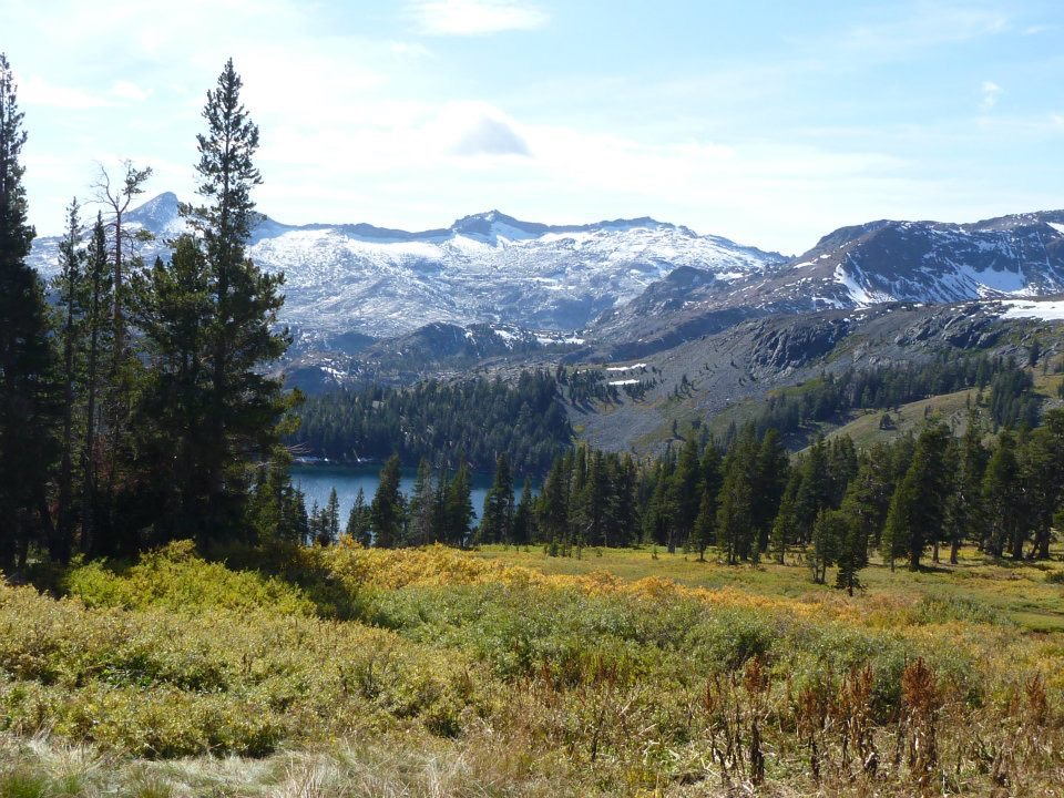 Desolation Wilderness 100 sq. miles that can only be accessed on foot.