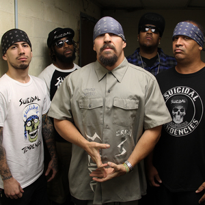 Suicidal Tendencies - Courtesy Snowboard on the Block Festival