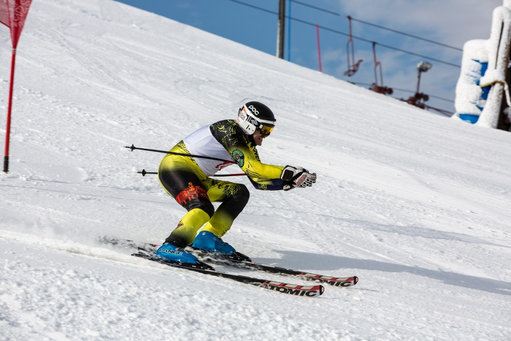 CMSC Alpine Racing Day at Wilmot - Photo - Courtesy Rick Drew