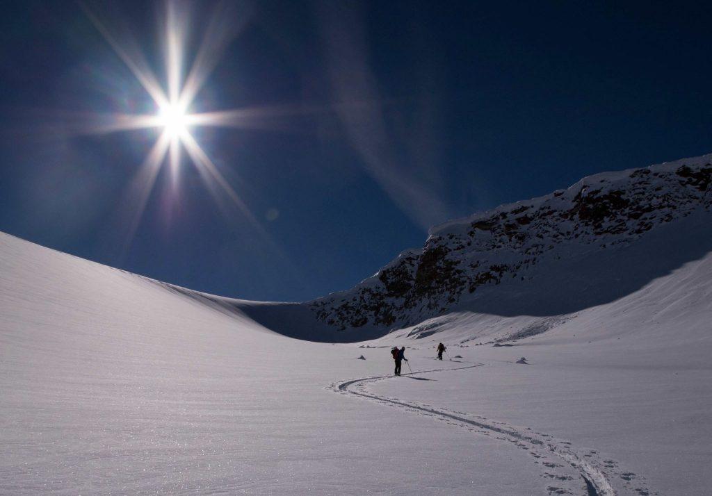 Eastern Sierra Backcountry Skiing