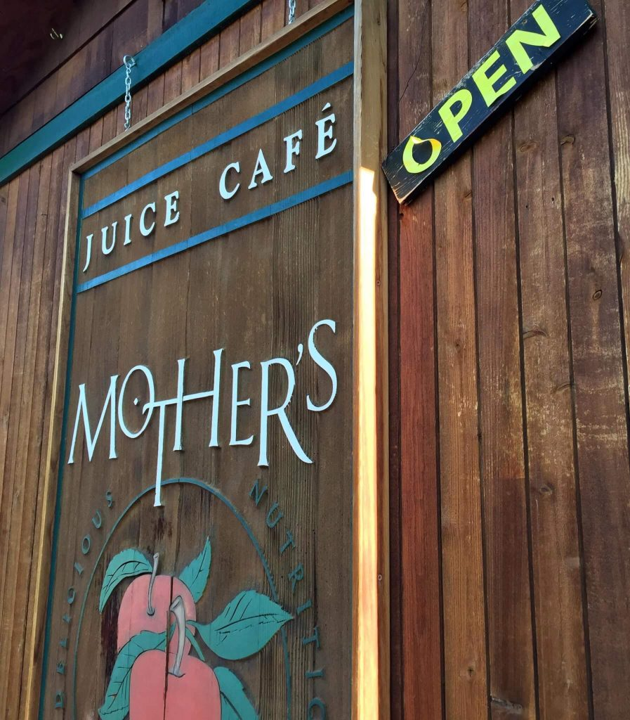 Bend Mother's Juice Cafe