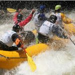 Rubber Rafts and Rapids