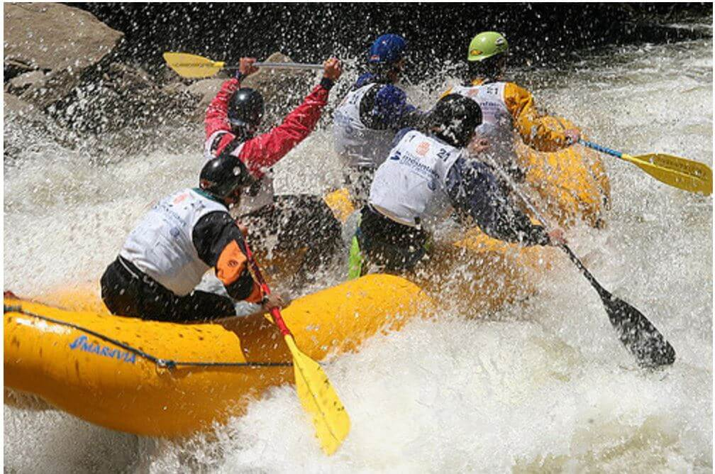 Dowd Chute Colorado Whitewater Rafting Best Whitewater Rafting Rivers in US