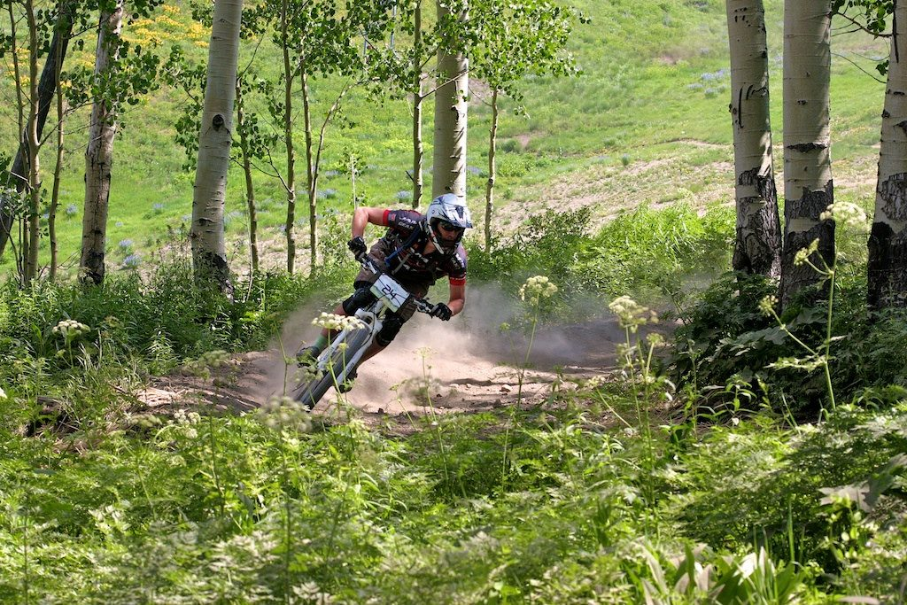Enduro World Series - Crested Butte Photo by: Oglephoto