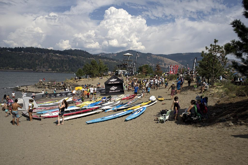 2014 Gorge Paddle Challenge - Image taken by Bill Reynolds