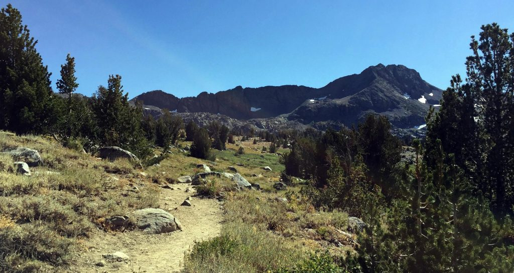 Carson Pass - A segment of the Pacific Crest Trail (PCT)