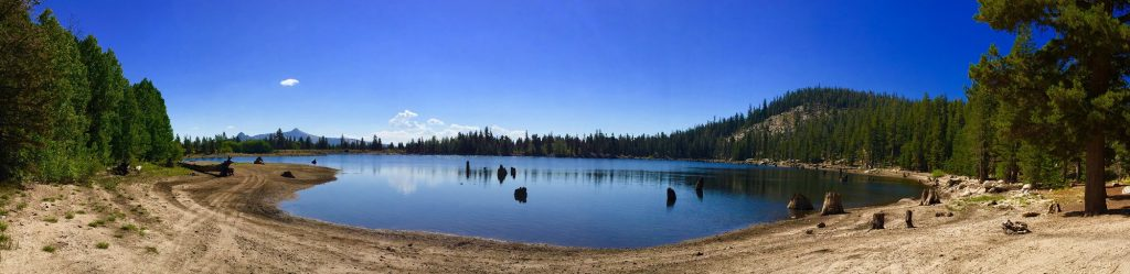 Scott's Lake off the Tahoe Rim Trail