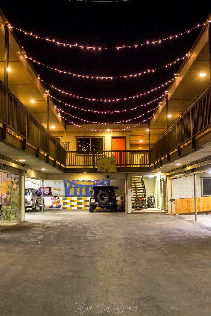 Mellow Mountain Hostel - Image taken by: Brie'Ana Breeze