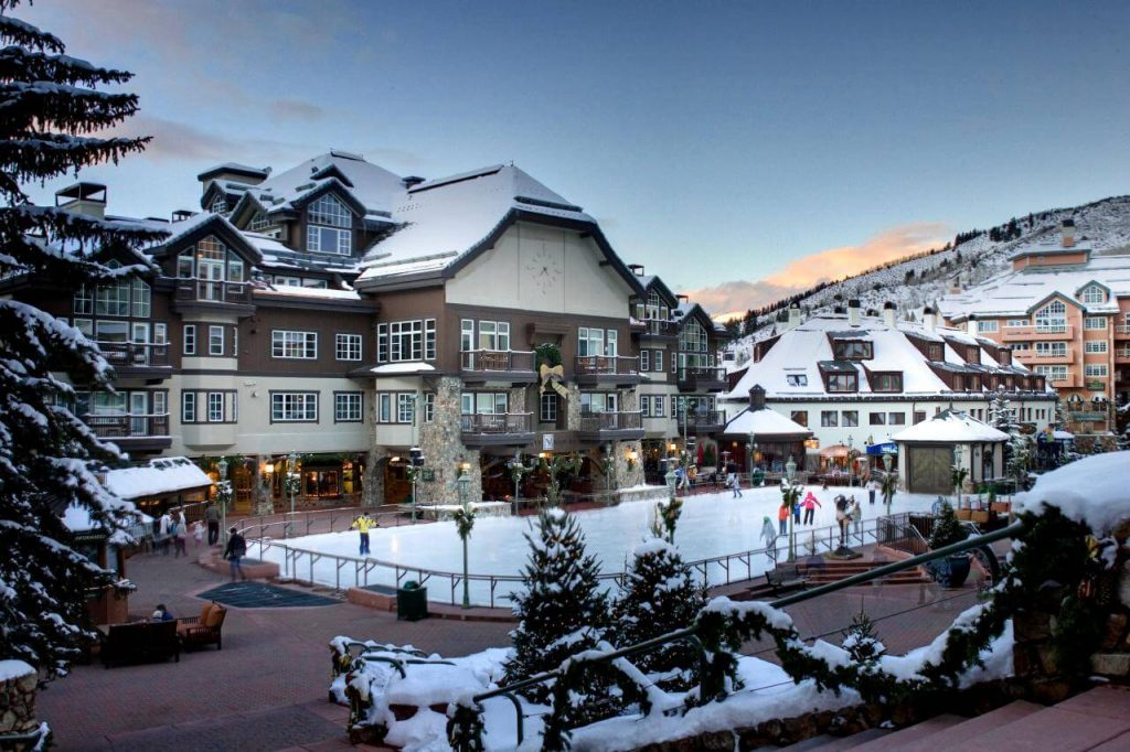 Leon Black Ice Rink at Beaver Creek - Image taken by: Col 3:2