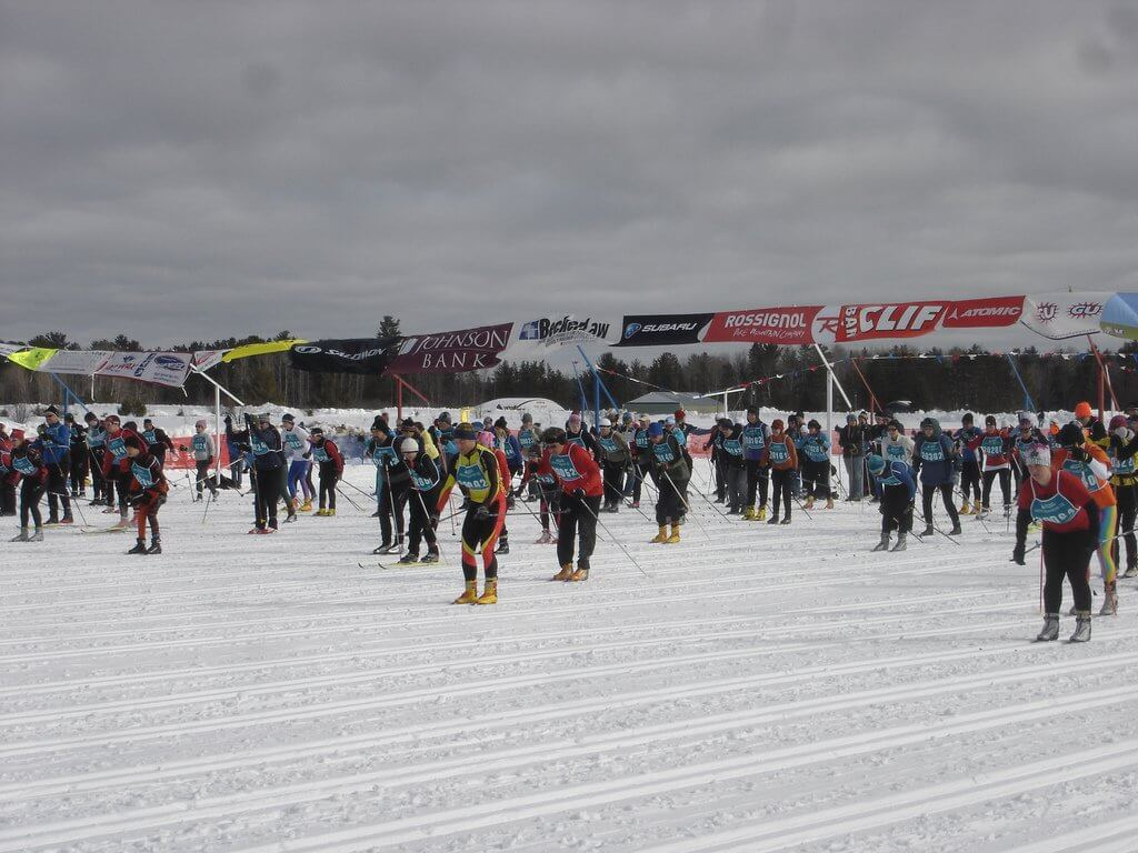 Best Nordic Skiing Events Start of American Birkebiener