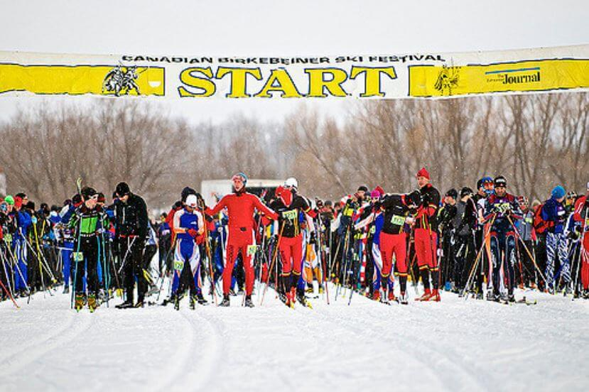 Best Nordic Skiing Events Canadian Birkebiener