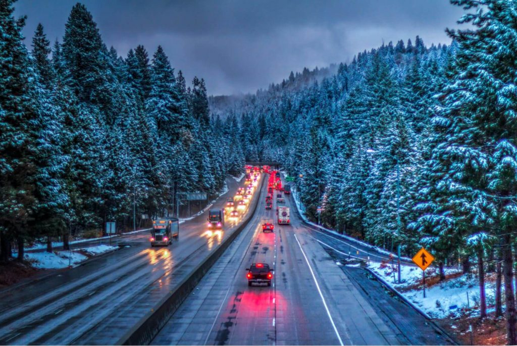 Chain Control Tahoe Winter Driving Pet Peeves