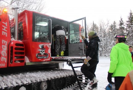 Midwest Cat Skiing Mt Bohemia