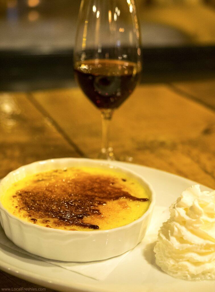 Silver Mountain Things to Do Fainting Goat Creme Brulee