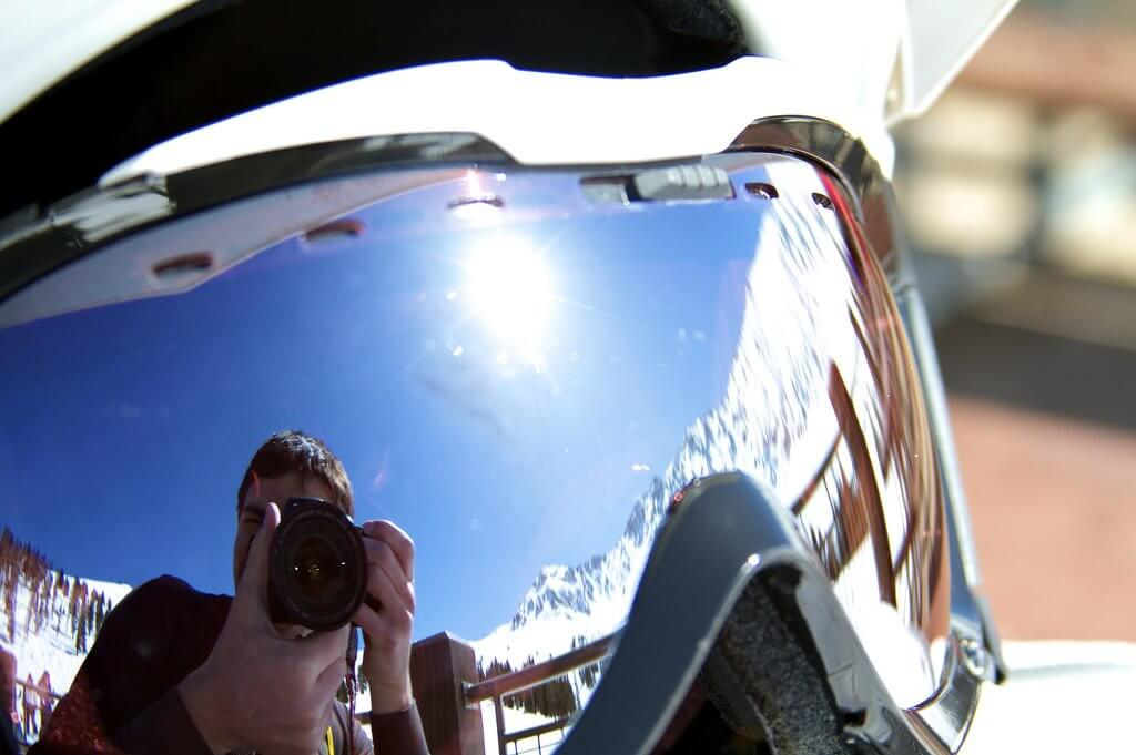 Arapahoe Basin Colorado A-Basin best spring skiing goggles