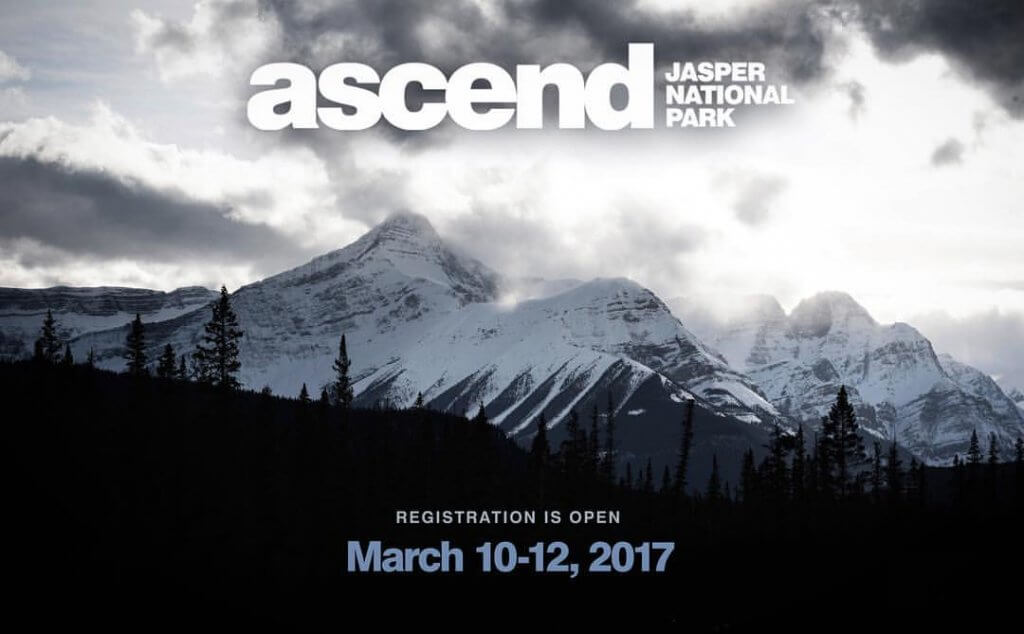 Ascend Splitfest Jasper National Park Canada