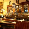 Brundage McCall Salmon River Brewing Bar Front Beer Taps