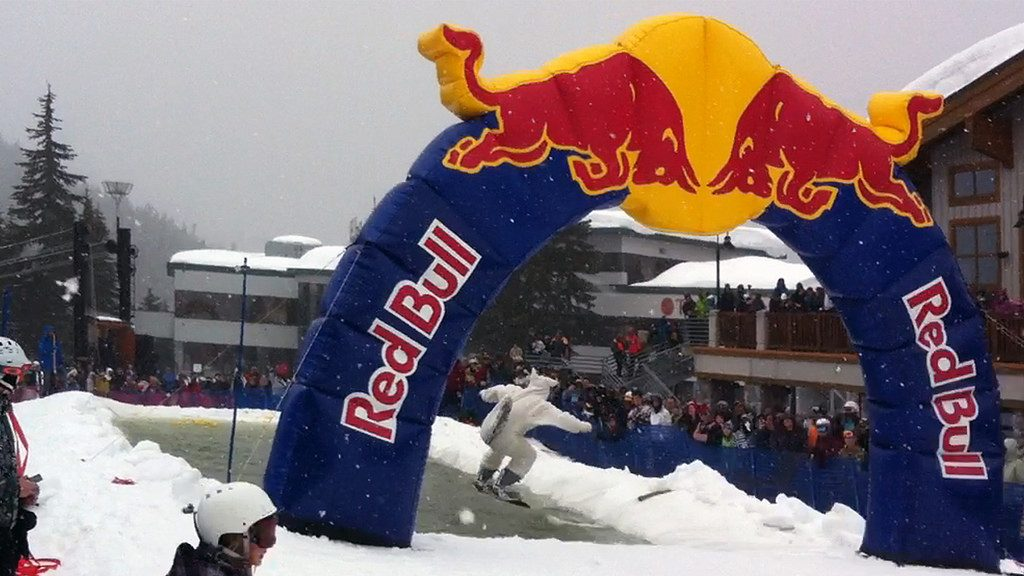 Stevens Pass WA Best Pond Skimming Events spring skiing