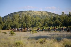Barn Burner Flagstaff Race as part of Leadville Race Series