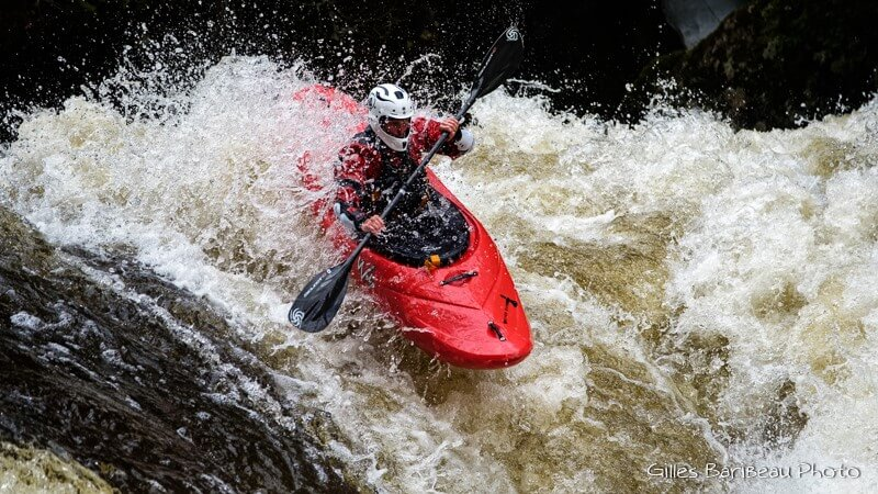 Neilson River Race 2016 St Raymond Quebec Best Whitewater Kayak Race