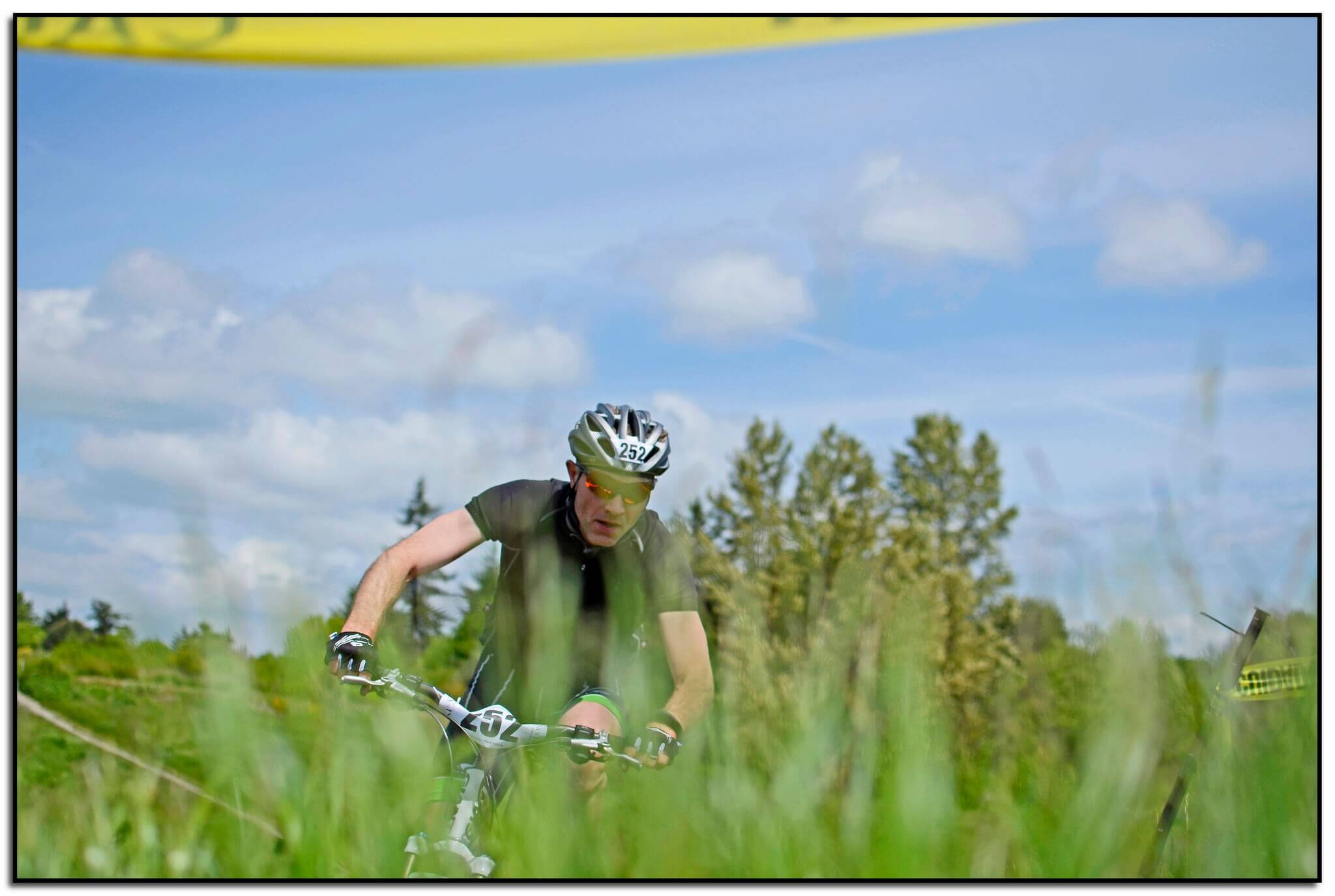 Ski to Sea Bellingham Washington best Pole Pedal Paddle events biking green grass