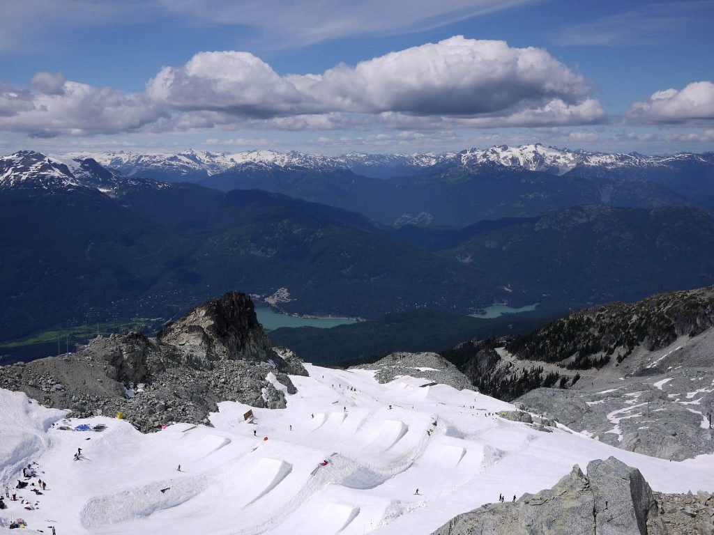 Whistler Camp of Champions closes summer camp snowboarding