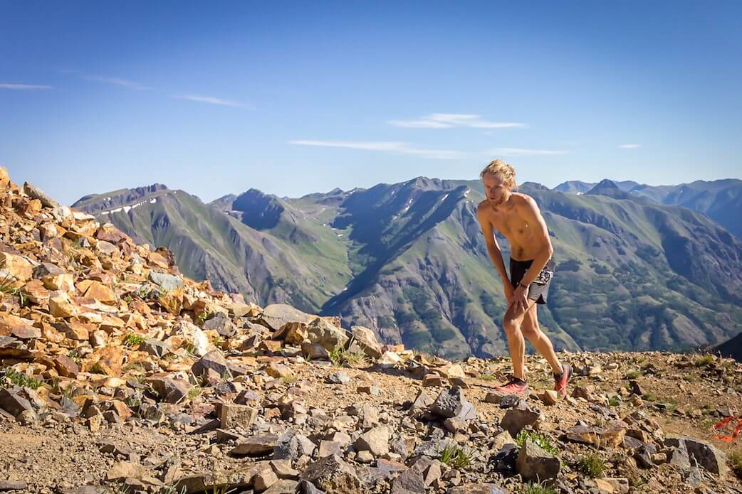 Best Trail Running Races in the US Kendall Mountain Run Silverton Colorado United States