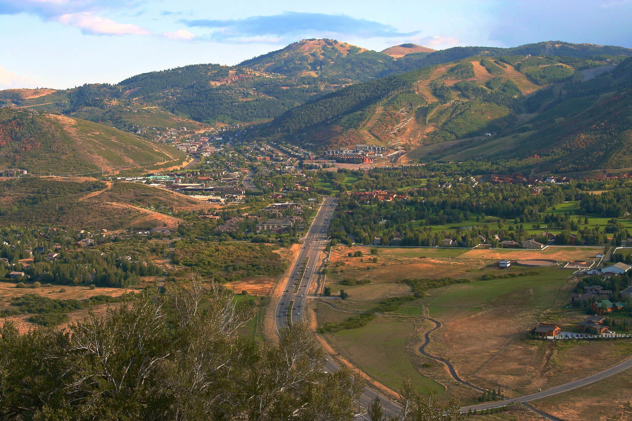 Best Ski towns for 4th of July Fireworks 2017 Park City Utah