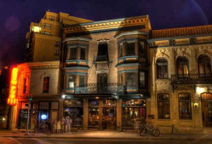 Great Dane Pub & Brewery Madison Wisconsin exterior