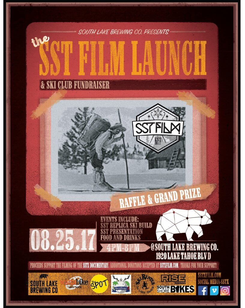 SST Film Launch South Lake Brewing