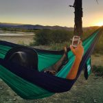 Upslope Brewing Backcountry Tap Room Colorado hiking hammock life adventure beer
