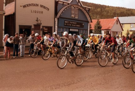 1980 Pearl Pass Tour Colorado Oldest Mountain biking event