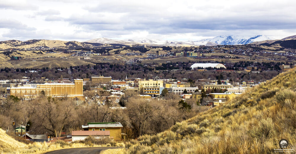 Pocatello Idaho Ski College Town