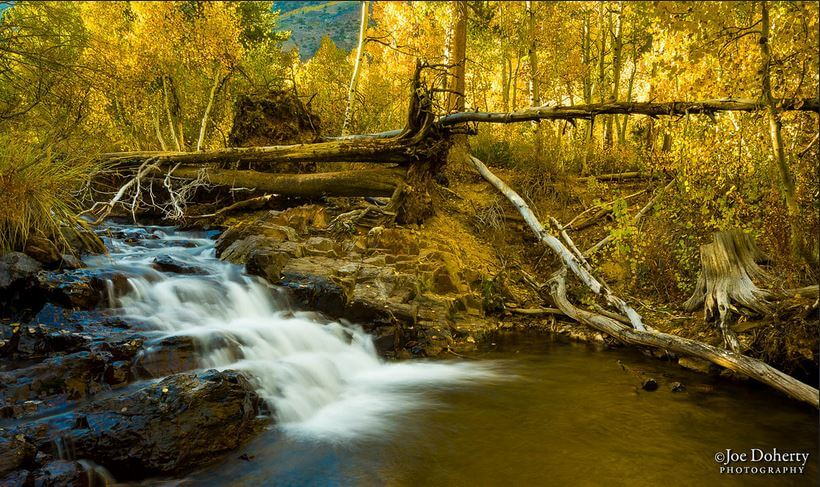 Lundy Canyon Best Waterfalls in North America