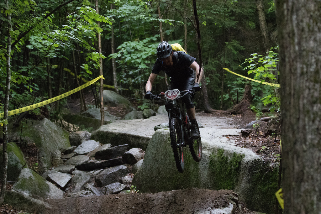 Enduro World Series Burke Mountain Victory Hill Mountain Biking East Coast