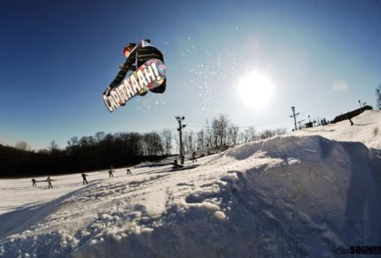Raging Buffalo Expansion Snowboard Ski Area Chicagoland