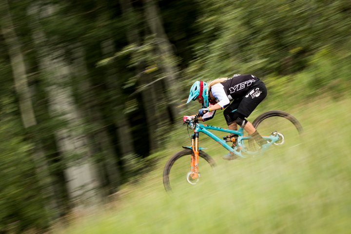 Enduro World Series Snowmass Bike Park Colorado