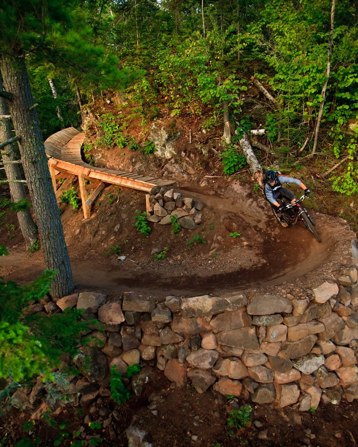 Hidden Mountain Biking Destinations Copper Harbor Michigan UP Upper Peninsula