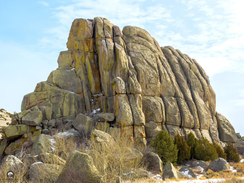 City Of Rocks Idaho Mountain Climbing Rocks