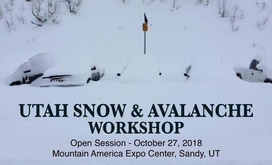 Utah Avalanche Workshop 2018 Image