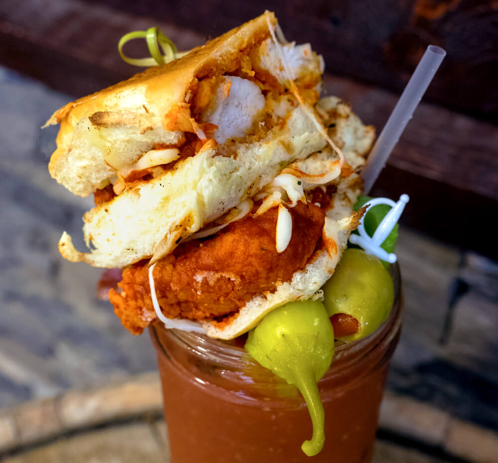Best Bloody Mary In Lake Tahoe Sierra-at-Tahoe Travel Guide