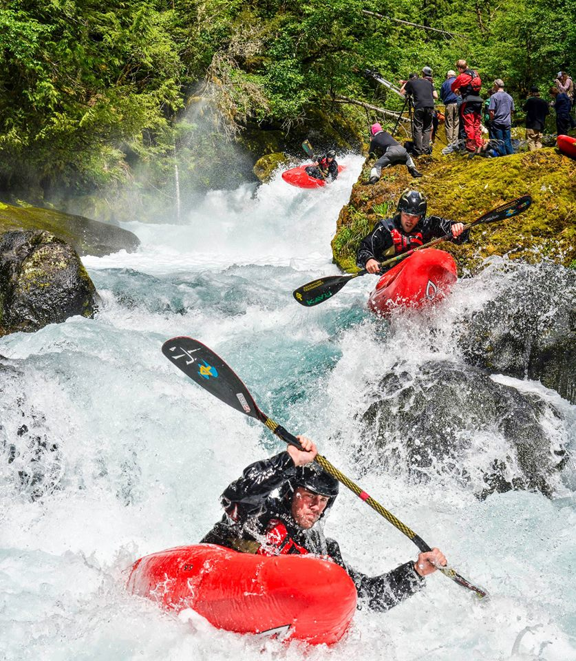 Little White Salmon Race Best Whitewater Races In North America
