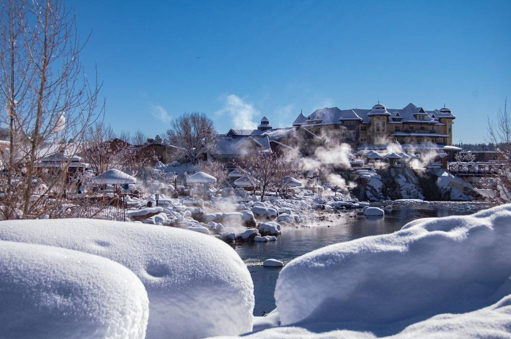 Pagosa Springs Colorado Hot Springs